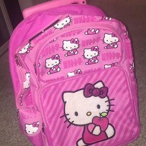Handbags - Hello kitty book bag